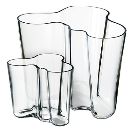 Alvar Aalto Vase Set Philip Johnson Glass House Online Store